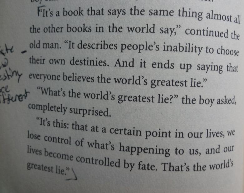 The Worlds Greatest Lie - Paulo Coelho